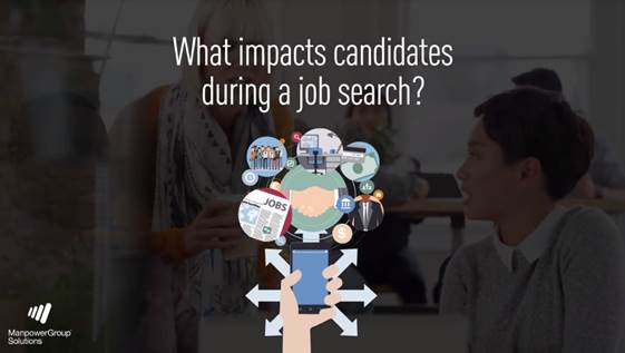 Global Candidate Preferences Insights From Manpowergroup Solutions