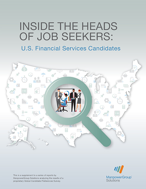 U.S. Finance Services Job Preferences Report